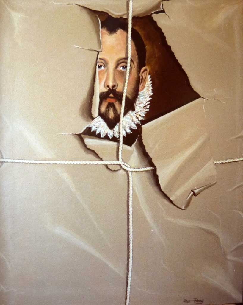 Pintura realista con José Ramón Muro Pereg, pintor artístico